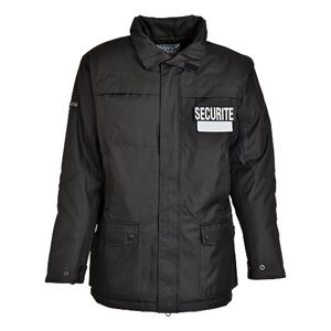 Parka SECURITE <br>Imperméable