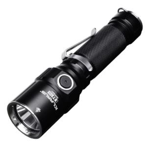 Lampe tactique rechargeable<br>ST15 LED - 1100 Lumens