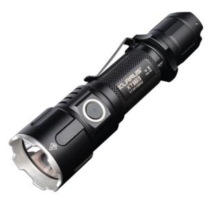 Lampe tactique rechargeable<br>XT11S LED - 1100 Lumens