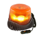 Gyrophare orange à LED classe 1 <br>Magnétique - Allume-cigare